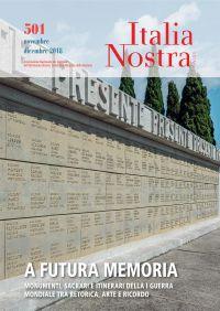 Italia Nostra 501 nov-dic 2018