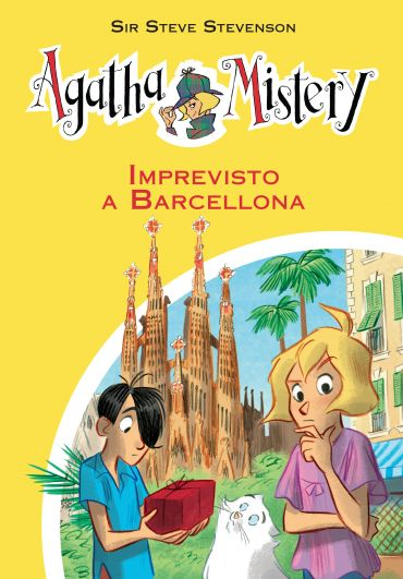 Imprevisto a Barcellona. Agatha Mistery. Vol. 25 ePub