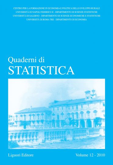 Quaderni di Statistica