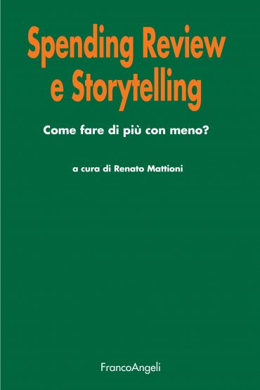 Spending Review e Storytelling
