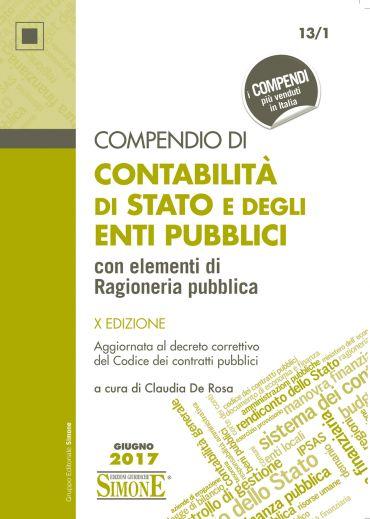 Compendio di Contabilità di Stato e degli Enti Pubblici con elem