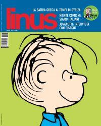 Linus Marzo 2015