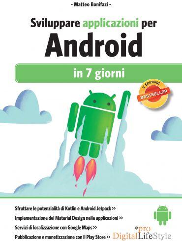 Sviluppare applicazione per Android in sette giorni ePub