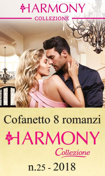 Cofanetto 8 Harmony Collezione n.25/2018 ePub
