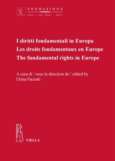 I diritti fondamentali in Europa