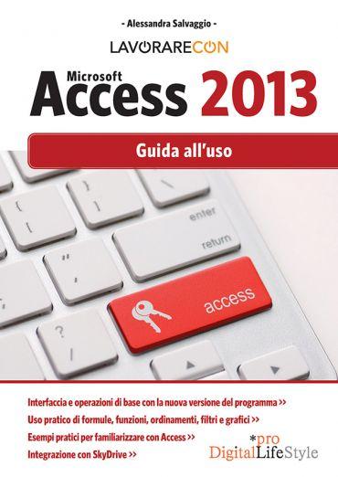 Lavorare con Microsoft Access 2013 ePub