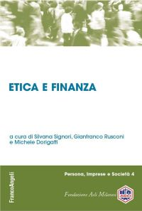 Etica e finanza