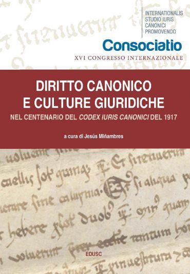 Diritto Canonico e culture giuridiche ePub