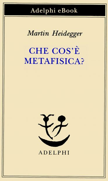 Che cos'è metafisica? ePub