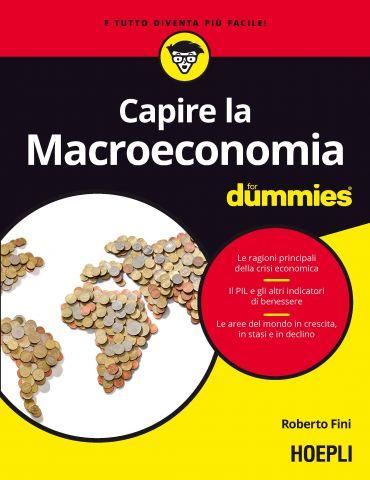 Capire la Macroeconomia for dummies ePub