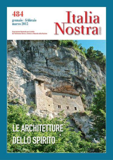 Italia Nostra 484 gen-mar 2015
