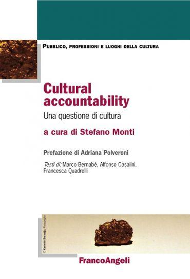 Cultural accountability. Una questione di cultura ePub
