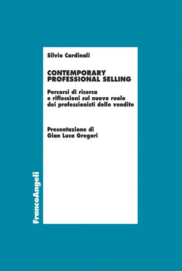 Contemporary professional selling